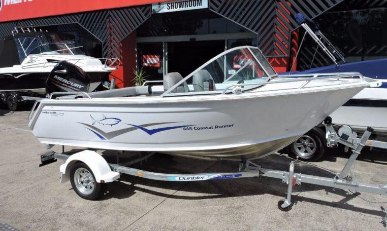 2017 Makocraft 445 Coastal Runner Get That Boat Loan